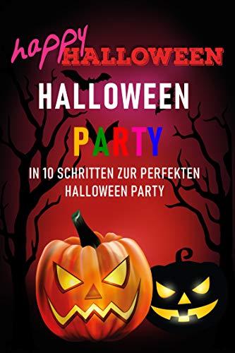 Halloween Party: In 10 Schritten zur perfekten Halloween