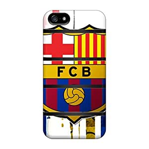 Special E-Lineage Skin Case Cover For Iphone 5/5s, Popular Barca Shelf Phone Case