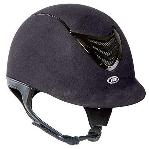 (IRH 4G Helmet with Interchangeable Comfort/Sizing Liners, Matte Black, Medium (6 7/8 -)