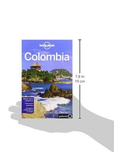 Colombia 2 Guías de País Lonely Planet Idioma Inglés: Amazon.es ...