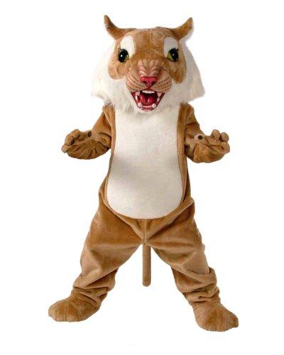 ALINCO Big Cat Wildcat Mascot Costume ()