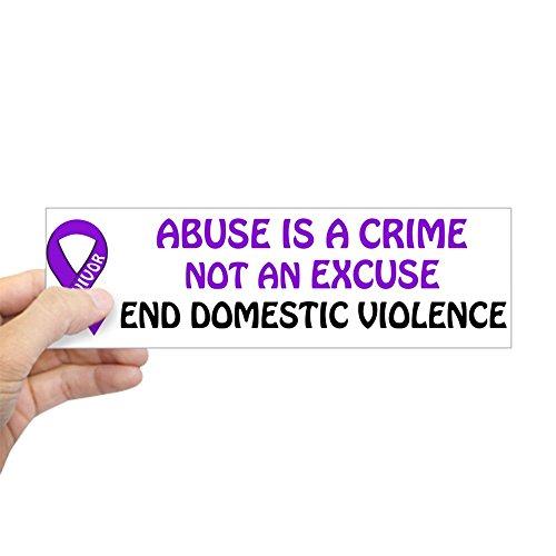 domestic violence bumper sticker buyer's guide for 2019