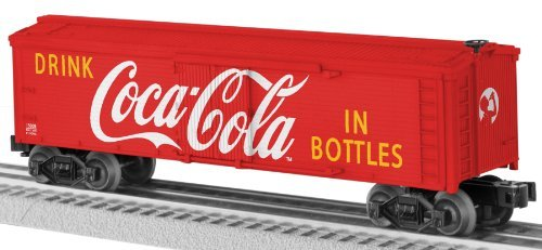 Lionel Coke Wood Sided Reefer Train