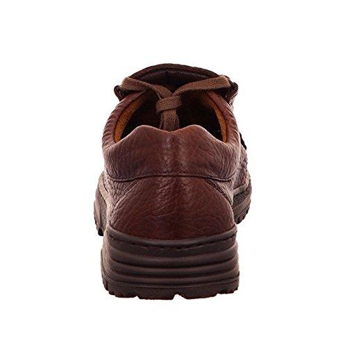 Mephisto Mens Cruiser Leather Shoes Desert