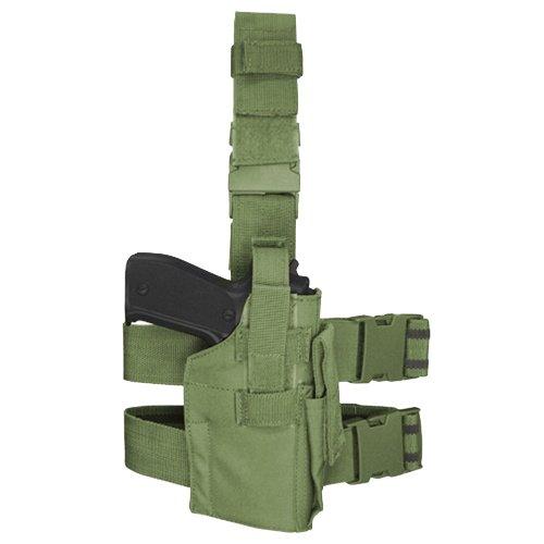(Condor Tactical Leg Holster - Olive Drab)
