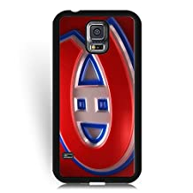 NHL-Samsung Galaxy S5 Phone Case Montreal Canadiens for Girls Cool Color National Hockey League Case for Samsung Galaxy S5 Anti-drop