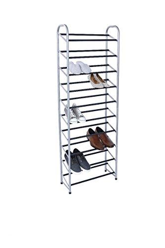 vertical shoe rack - 5