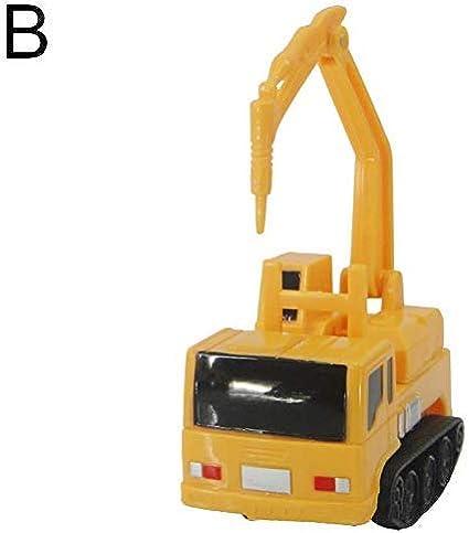 iSunday Magia Pluma Inductivo Coche Camión SIGA Cualquier Sorteo Línea Pluma Rastrear Juguete Ingeniería Educación Infantil Regalos - B: Amazon.es: Hogar
