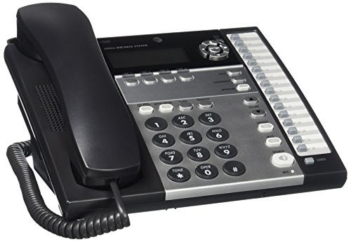 - ATT1040-1040 Corded Four-Line Expandable Telephone