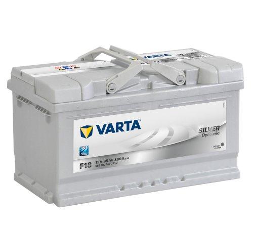 F18 - Varta Silver Dynamic Car Battery (110):