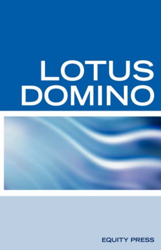 Read Online Lotus Domino Programming Interview Questions, Answers, and Explanations: Lotus Domino Certification Review PDF