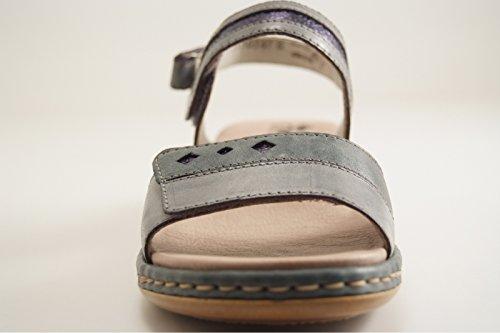 Rieker - Zapatos de vestir para mujer DJEAN