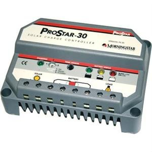 Morningstar PS-30 ProStar 30 Charge Controller 30A 12/24V