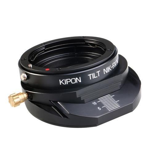 Review Kipon Tilt Lens Mount