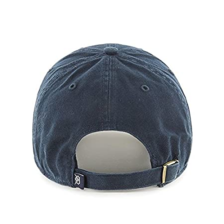buy online 12086 1635e 47 Brand MLB Detroit Tigers Clean up Adjustable Hat (Home, One Size),  Baseball Caps - Amazon Canada