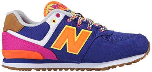 New Balance Kl574 - Zapatillas Unisex Niños Púrpura / Fucsia