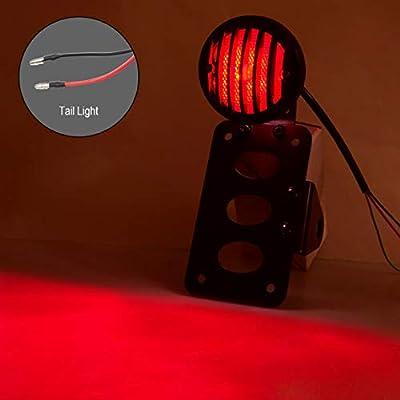 PBYMT Side Mount LED Brake Tail Light 3/4