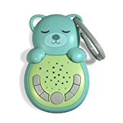 Cloud b Sweet Dreamz on The Go Baby Soother, Bear