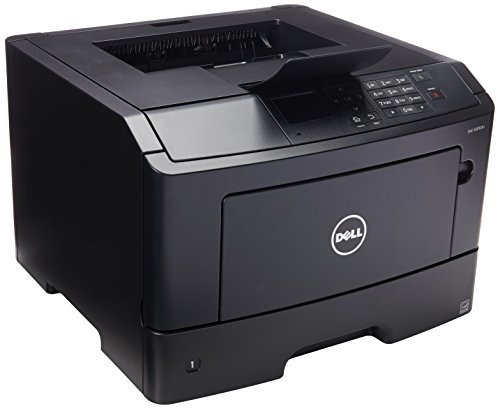 Dell S2830DN Laser Printer - Monochrome - 1200 x 1200 dpi Print - Plain Paper Print - Desktop (Dell Laser Copiers)