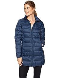 Women's Lightweight Water-Resistant Packable Down Coat