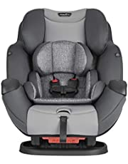 Evenflo Symphony Sport all-in-one 3 In 1 Car Seat Infant/Convertible/Booster, 1 Count - Medium, Gray Ash (34512334)