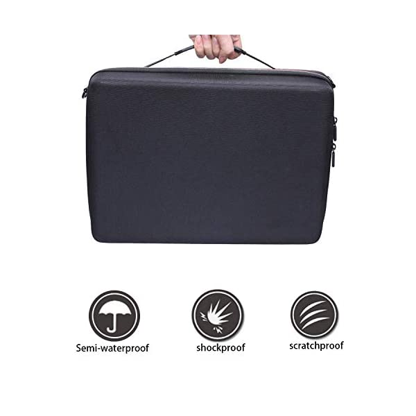 XANAD Hard Case for Oculus Rift + Touch Virtual Reality System - Travel Carrying Storage Protective Bag 5