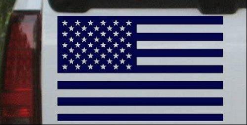 American Military Window Laptop Sticker