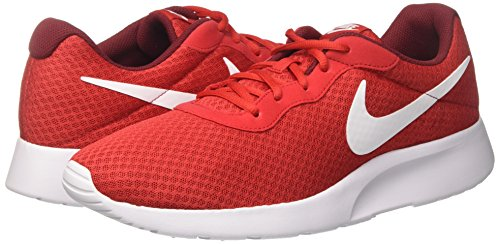 Red university Nike Rojo Red Da White Corsa Tanjun Scarpe Multicolore Uomo team multicolore Blanco qZqO1w4