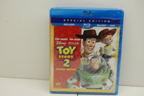Toy Story 2 (Special Edition/Blu Ray/DVD combo)