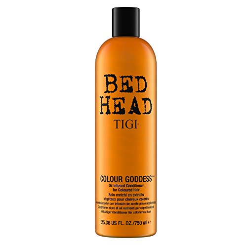 TIGI Bed Head Colour Goddess Oil Infused Conditioner for Unisex, 25.36 Ounce