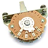 Oak Grigsby 3 way Switch for with Mounting Screws
