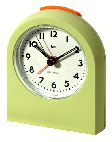 Bai Pick-Me-Up Alarm Clock,