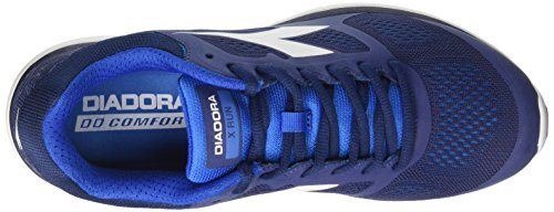 Blu Blu Uomo Scarpe Corsa Estate X Bianco Run Ottico da Diadora SXY0p6