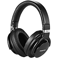 ammoon TAKSTAR PRO 82 Professional Studio Dynamic Monitor Headphone Headset Over-ear for Recording Monitoring Music Appreciation Game Playing with Aluminum Alloy Case