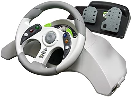 Xbox 360 MC2 MicroCon Racing Wheel