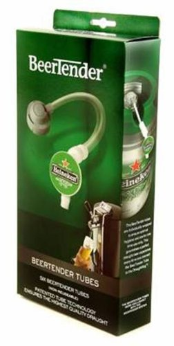 Amazon.com: Heineken BT12 BeerTender Tubes, Pack of 12: Beer Kegging ...