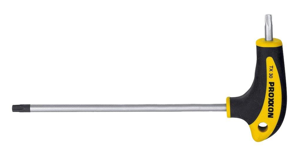 Proxxon 22 452 Destornilladores Torx de Mango en L, TX/TTX 27 x ...