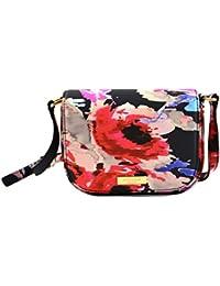 Carsen Laurel Way Printed Crossbody Bag