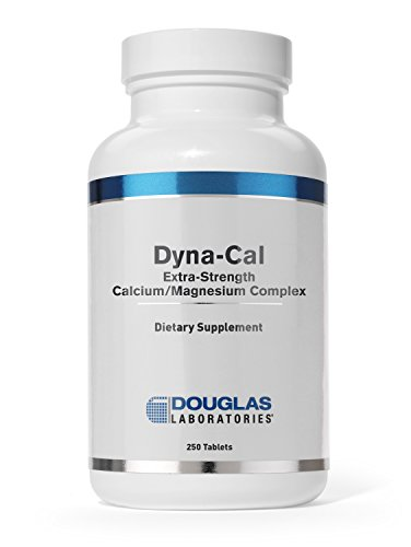 Douglas Laboratories – Dyna-Cal – Extra-Strength Calcium/Magnesium Complex to Support Healthy Bone Structure – 250 Tablets Review
