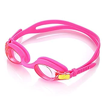 f138e44d2ab HiCool Anti-Fog Swim Goggle for Kids and Early Teens (Pink)