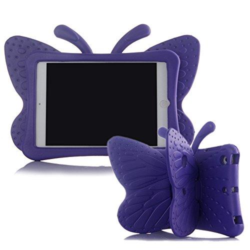 Light Weight Butterfly Design Purple