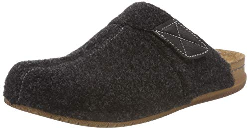 Bodo Fischer Mules Homme Noiranthrazit Chaussons 205 zMVSGqpU