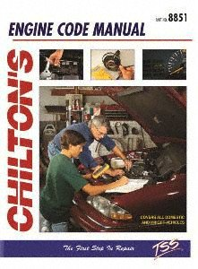 Chilton 8851 Tss Engine Code (00 Ford Focus Manual)