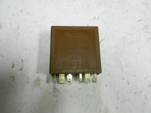 PULSE WIPER RELAY 00 Audi A4 Part Number 4b0955531c