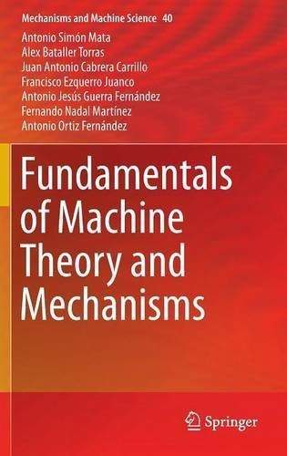 Fundamentals of Machine Theory and Mechanisms (Mechanisms and Machine Science) (Theory Of Machines And Mechanisms compare prices)