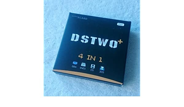 supercard dstwo Plus (dstwo +) puede 3DS/DS/GBA/SFC Jugar ...