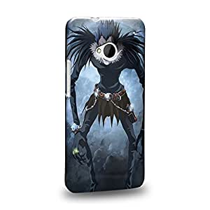 Case88 Premium Designs Death Note Ryuk Death God 1226 Carcasa/Funda dura para el HTC One M7