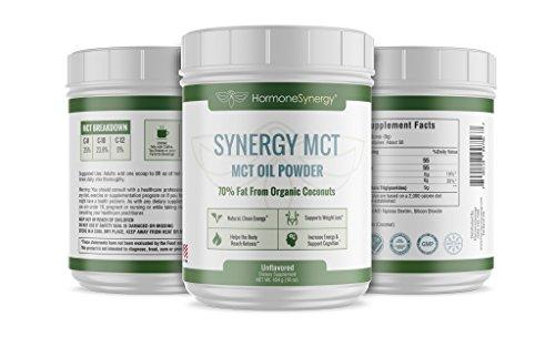 synergy mct oil powder c8