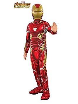 DISBACANAL Disfraz Iron Man Infinity War Infantil - Único, 3-4 ...