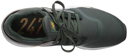 Para Hombre faded black Verde Zapatillas 247v2 New Fa Balance Rosin O1qFHR